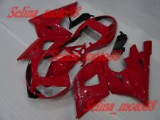 FAIRING Set For Triumph 2003-2005 Daytona 600 650 2004 Daytona600 Red Kit 03