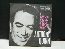 ANTHONY QUINN I love you you love me CLF 5930