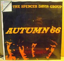 THE SPENCER DAVIS GROUP - AUTUMN '66 - LP Italia ORL Sealed