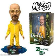 Bobble-head Breaking Bad Walter White Hazmat Suit figure 6-Inch Heisenberg Mezco
