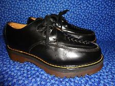 Dr. Martens 2 ring creepers. UK11, US12. Made in England. Model #7730