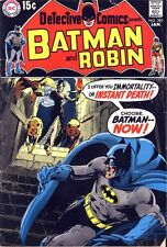 1960s DETECTIVE COMICS BATMAN AND ROBIN #395 comic replica magnet - new!