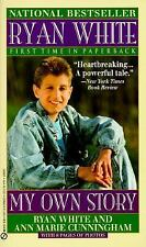 Ryan White : My Own Story by Ann Marie Cunningham and Ryan White (1992) DD1137