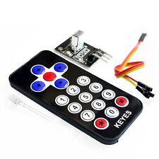 Kit Módulo infrarrojo IR + Mando distancia para el control remoto de Arduino