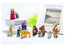 12 ICE AGE ACTION FIGURES KIDS DISPLAY FIGURINES DOLL PLAY TOY CAKE TOPPER DECOR