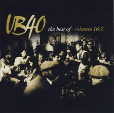 UB40 - THE BEST OF VOLUMES 1 & 2: 2CD ALBUM (2005)