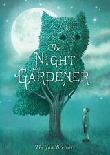 The Night Gardener by Eric Fan and Terry Fan (2016, Hardcover)