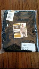 Lee Regular Fit Men's Jeans Size 36/32 Black New with Tags