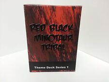 MTG Theme Decks - Red Black Minotaur Tribal not standard Magic the Gathering