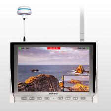 schwarz Lilliput 339/DW 7 FPV 5.8GHz Empfänger 1280X800 Monitor Built-in Battery