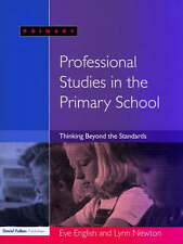 Professional Studies in the Primary School: Thinking B