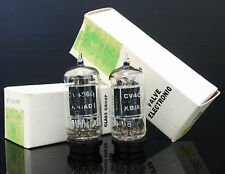 NOS Match 1 pair BRIMAR 13D3 12AU7 ECC82 TUBEs for amplifier