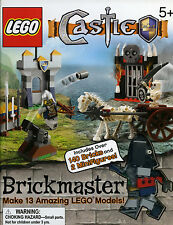 LEGO Castle Fantasy Era Buch in Deutsch / Brickmaster German Book - Neu & OVP