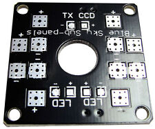 Power Distribution Board PDB Stromverteiler Race Copter FPV NAZE 32 CC3D QAV 250