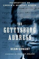 The Gettysburg Address : Perspectives on Lincoln's Greatest Speech (2015,...
