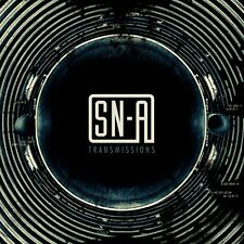 SN-A Transmissions CD 2013 X-MARKS THE PEDWALK
