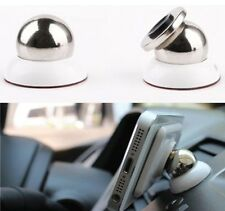 Rotary Auto Mount Cell Phone Ball Holders Universal Magnetic Steel for iPhone 6