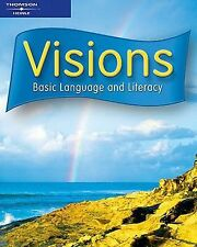 Visions Basic Language and Literacy, Mary Lou McCloskey, Yedlin & Stack, NEW