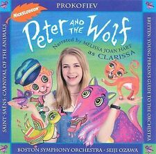 Various Artists Prokofiev: Peter & The Wolf (Narrated By CD