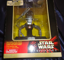 Star Wars # 3 Destroyer Droid Room Alarm, Episodio 1, Excelente Regalo