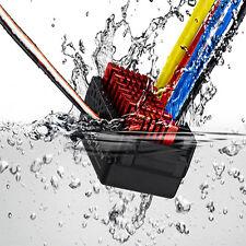 Hobbywing Quicrun WP 860 Dual Brushed Waterproof Motor ESC RC 1/10 Boat Car US
