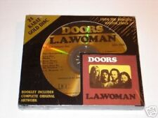 THE DOORS L. A. WOMAN DCC GOLD CD SEALED !