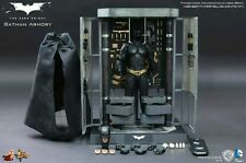 Hot Toys The Dark Knight Batman Armory MMS234 MISB