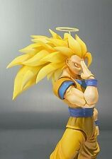 Hot S.H. Figuarts DragonBall Z Super Saiyan 3 Son Goku Toys Dragon Ball Figma 2