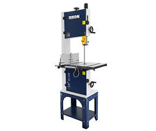Rikon Tools 10-324 1-1/2 HP 115/230V 14-inch 2-Speed Bandsaw with Stand