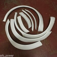 SUBARU IMPREZA 2000-2007 KARLTON STYLE FENDER FLARES 8pcs SET - READ DESCRIPTION