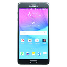 "Samsung Galaxy Note 4 Black SM-N910V 32GB Verizon 16MP Camera 5.7"" Screen"