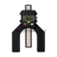 Risepro Tread Depth Gauge LCD Magnetic Self Hand Routers 80mm Standing Aperture