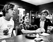 Star Wars CAST / Ford & Mark Hamill & Carrie Fisher 8 x 10 GLOSSY Photo Picture