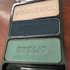 Wet n Wild Color Icon Eyeshadow TRIO Palette PLAID TO THE BONE LIMITED EDITION