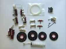 GTB 4 wheel hydraulic braking set without Hex and servo arm for HPI BAJA 5B 5T