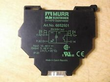 Murr Elekronik D-71570 Solid State Relay 2A 6652501 60947-4-3 *FREE SHIPPING*