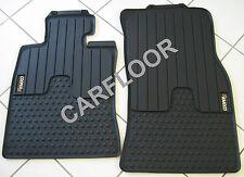 Original Mini R56 Gummifußmatten Gummimatten Fußmatten mit Cooper S Logo