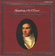 Beethoven: Symphony No. 3 Eroica (CD, 1986) Academy of Ancient Music/Hogwood