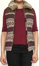 Beautiful brand new aztec gilet from Top Shop