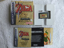 NINTENDO GAME BOY - THE LEGEND OF ZELDA A LINK TO THE PAST (BOXED 4)