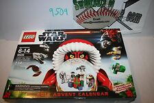 Lego Star Wars 9509 2012 Advent Calendar NIB New In Box Retired Sold Out Darth