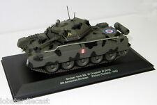 Cruiser tank Mk VI Crusader III A15-Túnez Segunda Guerra Mundial modelo de escala 1/43