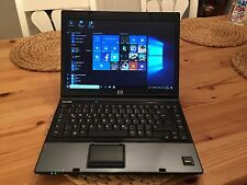 HP 6910p Notebook Laptop T9300!!! UMTS, SSD Festpl., 4 GB, Win 10 Pro, neuwertig