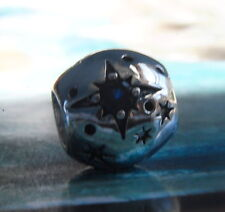 925 SILVER BEAD EUROPEAN CHARM FOR BRACELET #187 dreams really do come true star