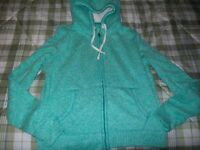 So Green Hoodie Size Junior XL