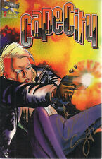 CAPE CITY #2 signed by the writer/artist (1993) Dimension X FINE
