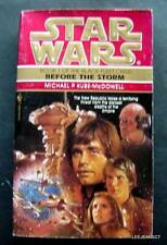Star Wars Before the Storm Book 1996 Paperback by Michael Kube McDowell