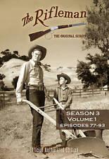 The Rifleman: Season 3, Vol. 1 DVD, 2016