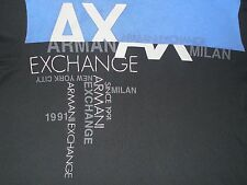 Armani Exchange AX Milan New York City Since 1991 T-Shirt Adult XL