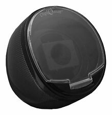 Watch Winder Carbon Fiber Pattern Single Automatic Single Diplomat  Black